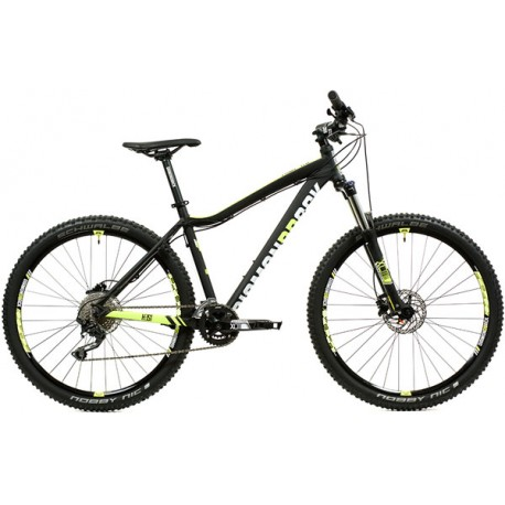 "Diamondback Heist 1.0 | Hardtail Mountain Bike | Black | 27.5"" Wheel"