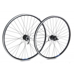 "Raleiigh Trubuild | Front Mountain Bike Wheel | 26"" Quick Release"