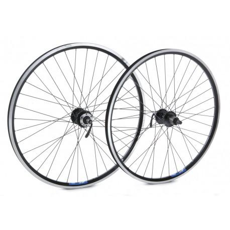 "Raleiigh Trubuild | Front Mountain Bike Wheel | 26"" Quick Release"