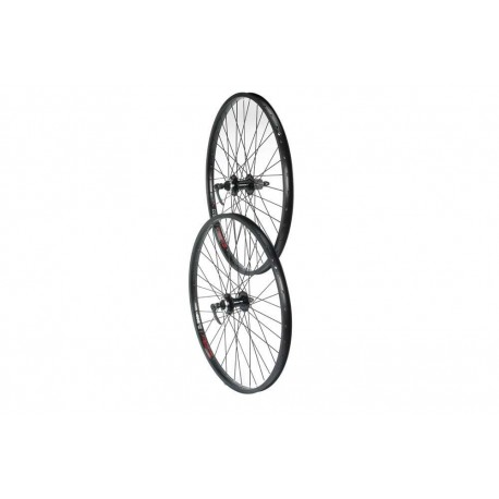 "Raleigh Tru-Build | Black 26"" Jump Wheel | Quick Release"