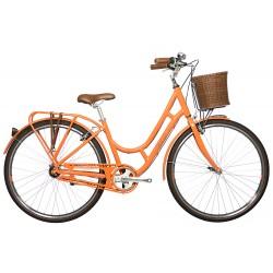 Raleigh Spirit | Ladies Heritage Bike | 3 Speed | Orange