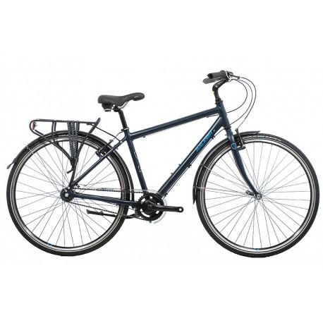 Raleigh Pioneer 3 | Mens Hybrid Bike | 3 Speed