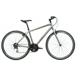 Raleigh Strada 2 |Grey Urban Sports Bike | 700 c | 24 Speed