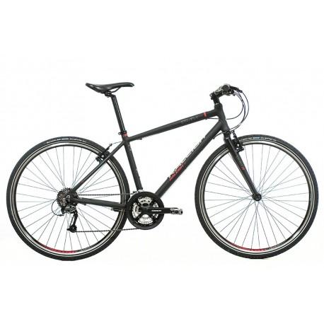 Raleigh Strada 3 | Black Urban Sports Bike | 27 Speed | 700c