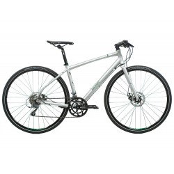 Raleigh Strada 5 | Urban Sports Bike | 16 Speed | Silver Frame