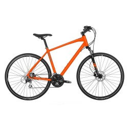 Raleigh Strada TS 1 | 700C Wheel | 21 Speed | Orange Frame | Hybrid