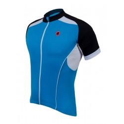Lusso Linea Jersey | Short Sleeve | Blue | Bikes24-7.com
