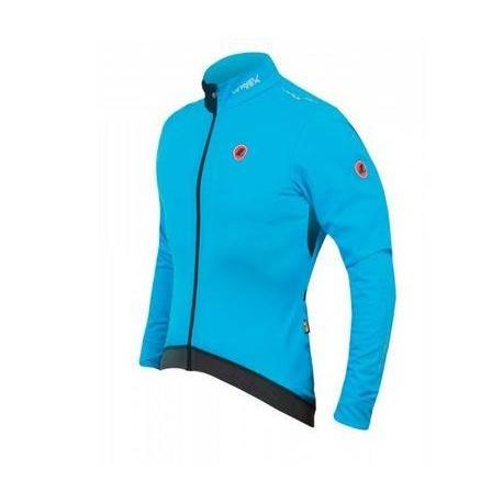Lusso Aqua Repel Jacket | Blue | Bikes24-7.com