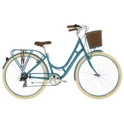 Raleigh Cameo | Ladies Heritage Bike | Teal Blue Frame | 7 Speed
