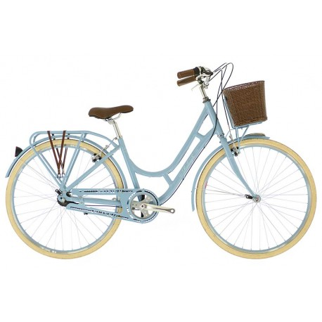 Raleigh Spirit | Ladies Heritage Bike | 3 Speed | Hydrangea Blue