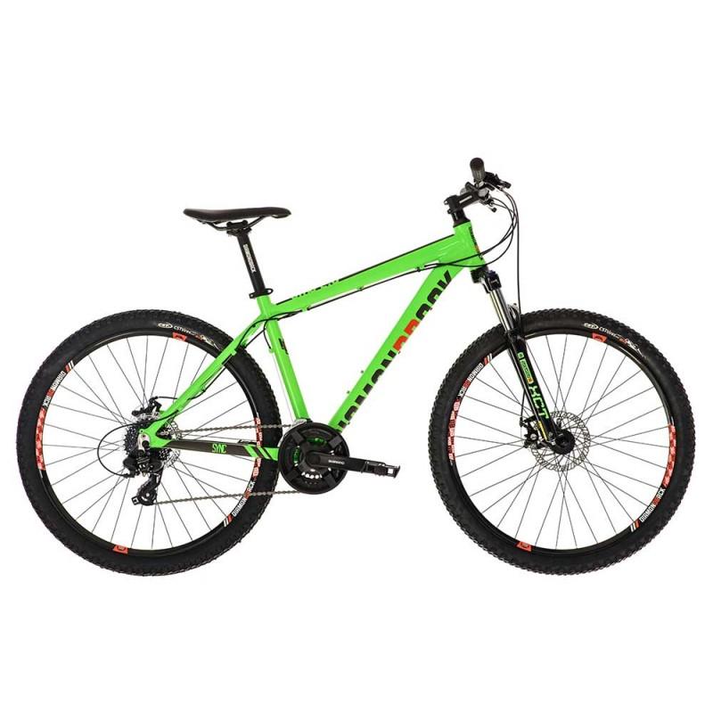 Diamond Back Sync 2.0   Hardtail Mountain Bike   Green Frame   2017