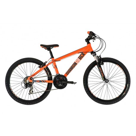 "Diamondback Hyrax 24 | Childrens 24"" Wheel Mountain Bike 