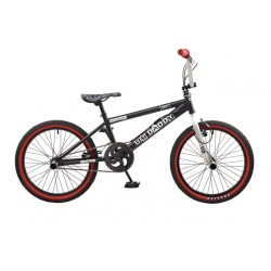 "Rooster Big Daddy | BMX | Black, Silver and Red | 20"" Wheel"