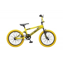 "Rooster Big Daddy | BMX | Yellow and Black | 18"" Wheel"