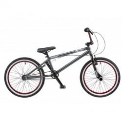 "Rooster Jammin | BMX | Single Speed | 20"" Wheel | Grey"