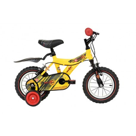 "Raleigh Atom 12 | Childrens Bike | 12"" Wheel 