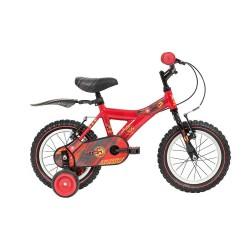 "Raleigh Atom 14 | Childrens Bike | 14"" Wheel | Red Frame"