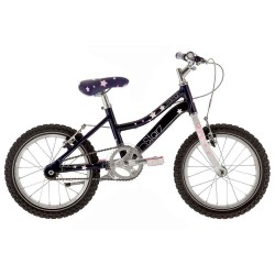 Raleigh Starz | Girls Bike | Black and White Frame | Bikes24-7.com