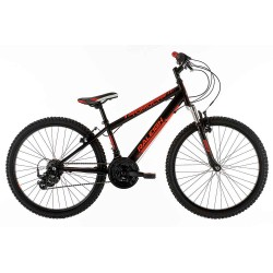 "Raleigh Tumult 24 | Mountain Bike | 6 Speed | 24"" Wheel"