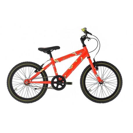 "Raleigh Striker | Boys Bike | Orange Frame | 12, 14, 16 and 18"" Wheel"