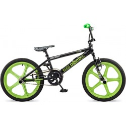 "ROOSTER BIG DADDY | 20"" GREEN MAG WHEEL 