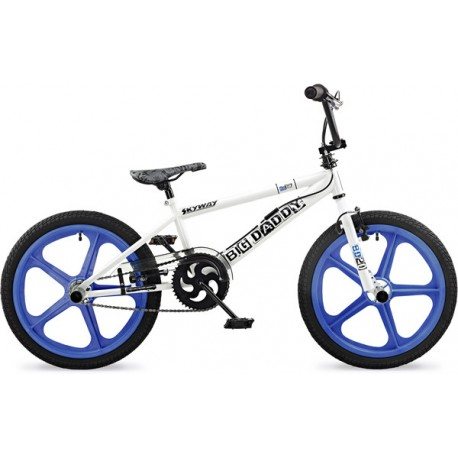 "ROOSTER BIG DADDY | 18"" BLUE MAG WHEEL 