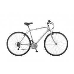 Saxon Trail | Gents Hybrid Bike | 18 Speed | 700c Wheel