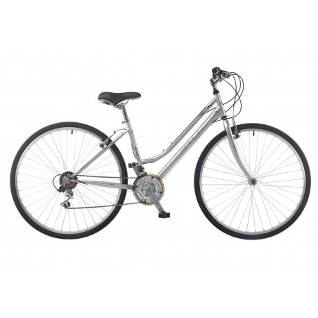 Saxon Trail | Ladies Hybrid Bike | 18 Speed | 700c Wheel