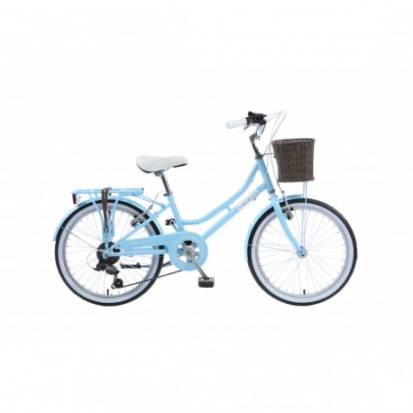 "Viking Belgravia | Children's Heritage Bike | Pink or Blue Frame | 20"" Wheel"