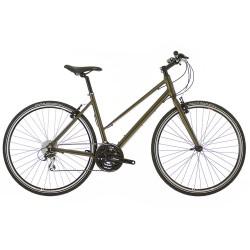 "Raleigh Strada 2 | Burgundy Urban Sports Bike | 14""| 24 Speed"