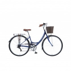 "Viking Veneto | Ladies Heritage Bike | Blue Frame | 16"" and 18"" Frame"