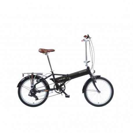 Viking Safari | Folding Bike | Matt Black Frame | 13""