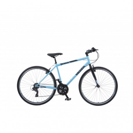 "Viking Bourbon Street | Urban Sports Bike | Matt Blue Gents Frame | 19"" and 22"""
