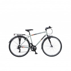 "Viking Quo Vadis | Urban Sports Bike | Matt Grey Gents Frame | 19"" and 22"""