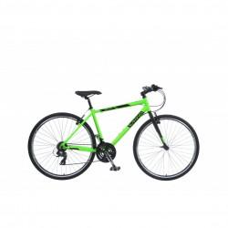 """Viking Manhattan   Gents Urban Sports Bike   Green Frame   19"""" and 22"""""""