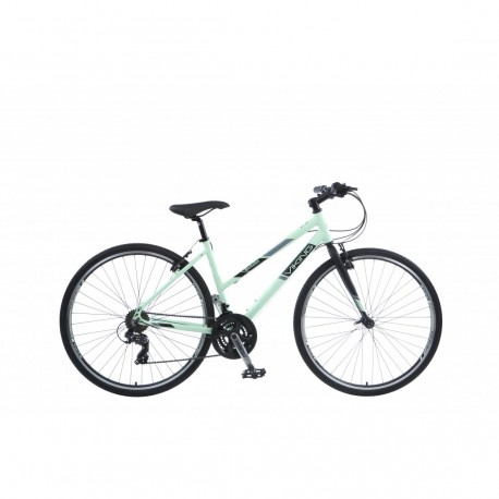 "Viking Manhattan | Ladies Urban Sports Bike | Mint Green Frame 16"" and 19"" Frame"