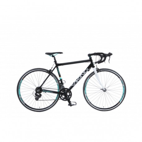 Viking Roubaix 200 | Racing Bike | Black Frame | 53cm, 56cm and 59cm