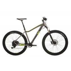 Diamondback Heist 3.0 | Hardtail Mountain Bike | Grey Frame | 2018 Model