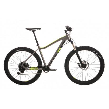 Diamondback Heist 3.0 | Hardtail Mountain Bike | Grey Frame | 2018 Model