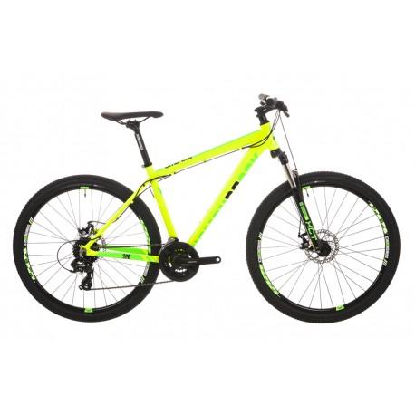 "Diamondback Sync 2.0 | 27.5"" Wheel | Yellow Hard Tail Mountain Bike"