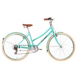 Raleigh Caprice | Ladies City Bike | Mint Frame | 7 Speed