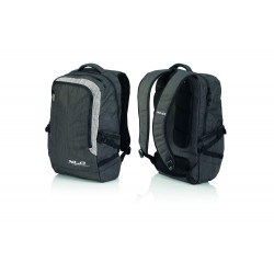 XLC Business Rucksack | 32 Litres | BA-S84 | Several Compartments | Bllack/Grey