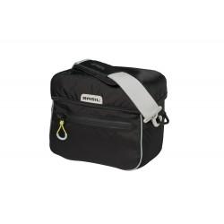 Basil Miles Handlebar Bag | 6 Litres | Magnetic Closure