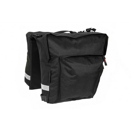 Raleigh Essentials Double Pannier Bag | Bikes24-7.com | £33