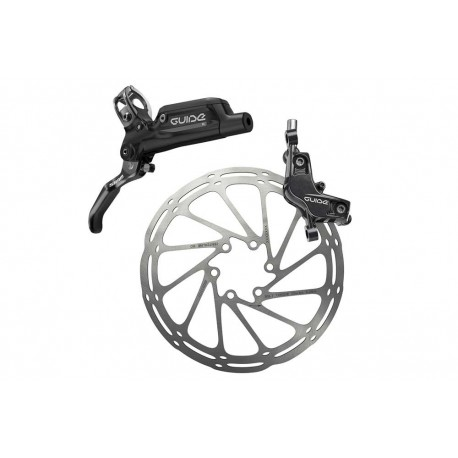 SRAM GUIDE RSC GLOSS BLACK DISC BRAKE B1 | Bikes24-7.com | £120