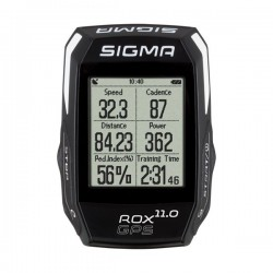 Sigma Sport Rox 11.0 | Cycle Computer | Wireless Black | £125.50
