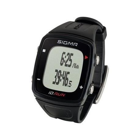 Sigma Sport ID Run HR | Sports Watch | Black | £89