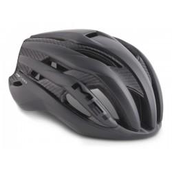 MET Trenta | 3k Carbon Fibre | 2018 Black Road Helmet | Free Delivery | £219