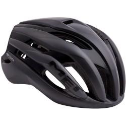 MET Trenta | 2018 Black Road Helmet | Bikes24-7.com | £195