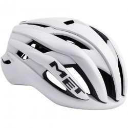 MET Trenta | 2018 White Road Helmet | Bikes24-7.com | £195